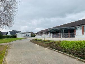 Présentation de l'école primaire Pierre et Marie Curie