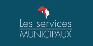 Logo services municipaux