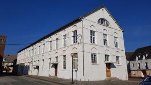 Salle de la Dame Blanche